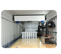 Mobile Block Ice Machines (Brine Type)