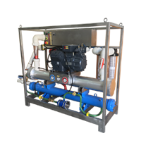 Sea Water Chiller Unit