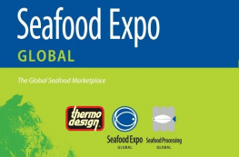 We attended the Seafood Expo 2017 fair held in Brussels