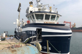 Norwegian fishing boats are equipped with Termodizayn quality